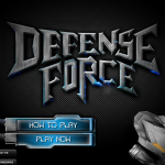 Defense Force Tower Defence Game