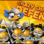 Crazy Chicken Tower Defense