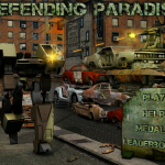 Defending Paradise – Tower Defense