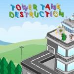 Tower Tank Destruction Tower Defense